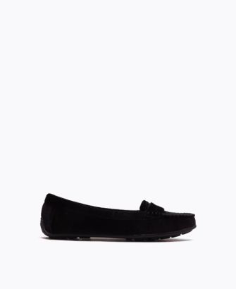 Velvet Basic Loafers