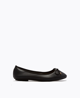 Fun Favourite Bow Flat Ballerinas